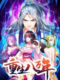 Reborn 80000 years Manga