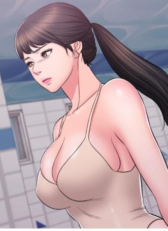 Is It Okay to Get Wet? Manga