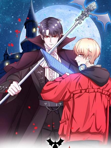 Raiding the Vampire Count Manga