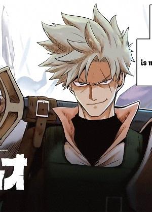 Verndio – Surreal Sword Saga Manga