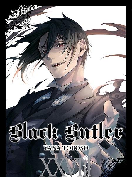 Kuroshitsuji Manga