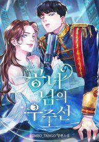 The Princess' Spaceship Manga