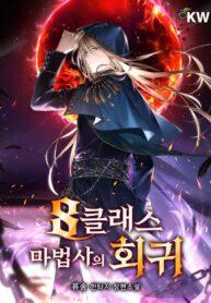 Return of the 8th class Magician Manga